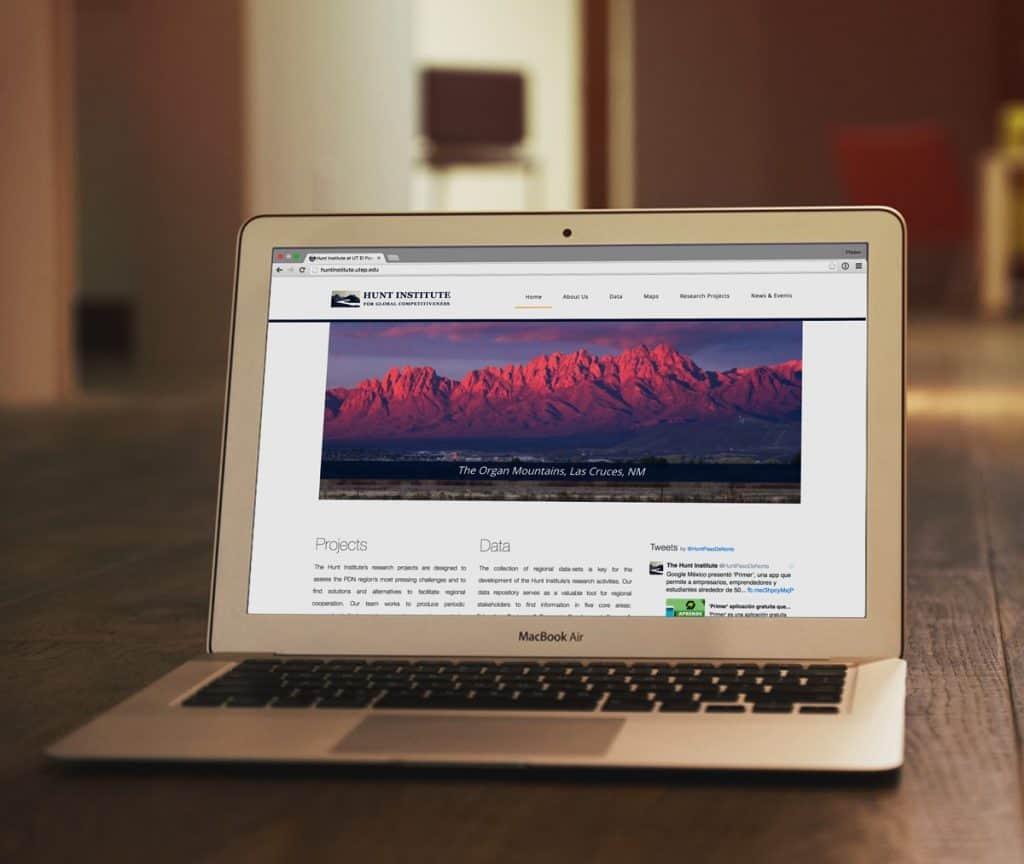 hunt-institute-web-design